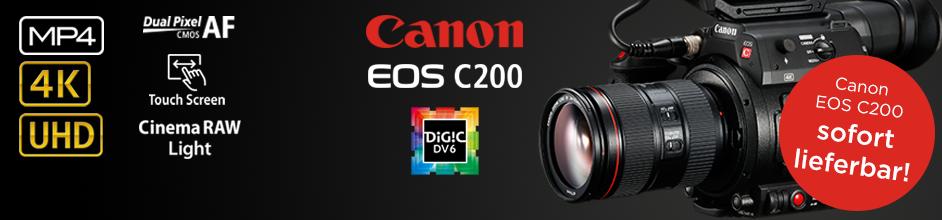 Canon EOS C200 DE DE