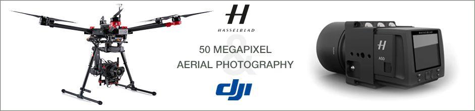 DJI & Haselblad