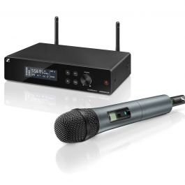 sennheiser xsw 2 835 gb wireless microphone system 606. Black Bedroom Furniture Sets. Home Design Ideas