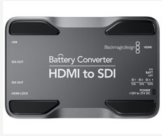 Blackmagic Battery Converter HDMI to SDI (BM-CONVBATT-HS)