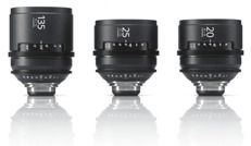 Sony SCL-PK3 CineAlta 4K PL mount lens pack x3