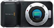 Blackmagic Pocket Cinema Camera (BM-CINECAMPOCHDMFT)