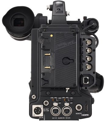 Panasonic AG-HPX610 P2HD Camcorder