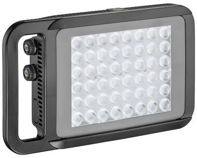 Manfrotto LYKOS LED Licht BiColor (1300-1500lux @1m)