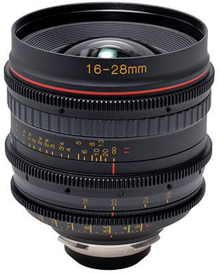 Tokina Cinema ATX 16-28mm T3 Wideangle Zoom Lens (PL Mount)