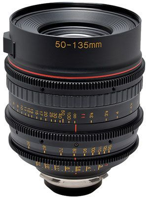 Tokina Cinema ATX 50-135mm T3 Telephoto Zoom Lens (PL Mount)
