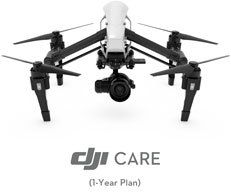 DJI Care Protection Plan Inspire 1 Raw für 1 Jahr