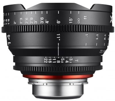 Samyang Xeen 14mm T3.1 E Mount