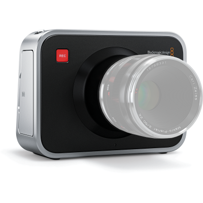 Blackmagic Cinema Camera 2.5K EF (BM-CINECAM26KEF)