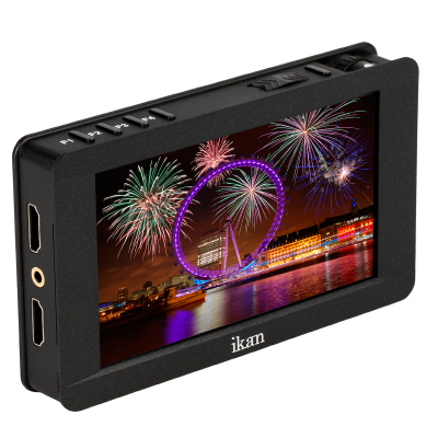 "Ikan DH5e 5"" Full HD HDMI-Monitor mit Touchscreen"