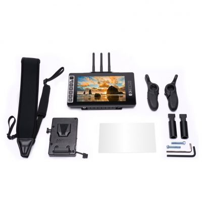 "SmallHD 703 Bolt 7"" Wireless Monitor V-Mount Directors Bundle (HD-3450)"