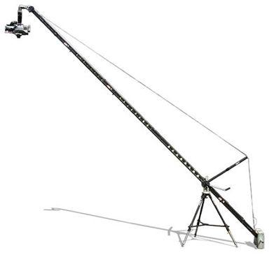 ABC Crane 100 inkl. Pele Remote Head XL35