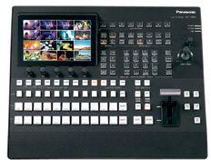 Panasonic AV-HS410 HD/SD Live Mischer
