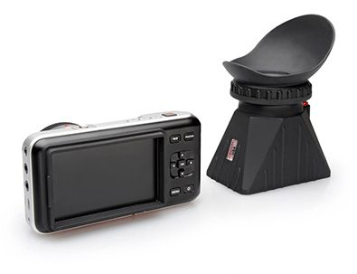 Zacuto Z-Finder für Blackmagic Pocket Camera