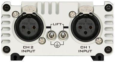 Datavideo DAC-80 2 Kanal Audio-Transformator