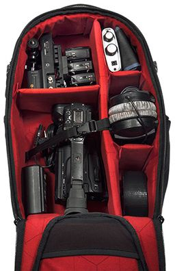 Sachtler Kamerarucksack Air-Flow Camera Back-Pack (SC306)