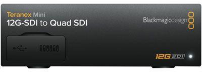 Blackmagic Teranex Mini 12G-SDI - Quad SDI (BM-CONVNTRM-DB-SDIQD)