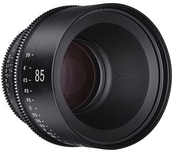 Samyang Xeen 85mm Nikon Mount