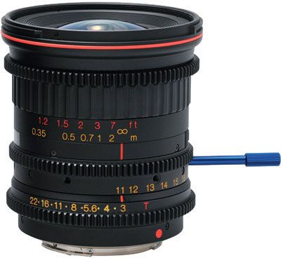 Tokina Cinema ATX 11-16mm T3 Wideangle Zoom Lens (EF Mount)