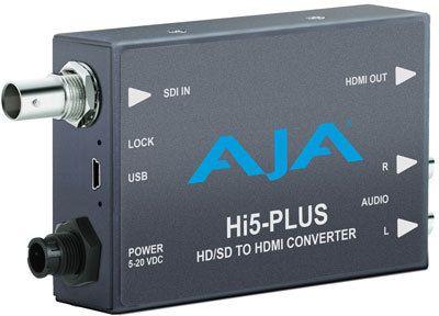 AJA Hi5-Plus 3G-SDI auf HDMI Konverter