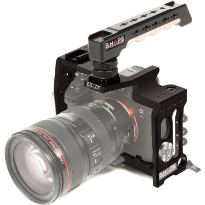 Shape Sony A7R3 Cage with DSLR Handle (A73DSH)