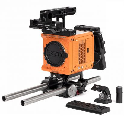 Wooden Camera RED KOMODO Accessory Kit (Pro, Gold-Mount) (281000)