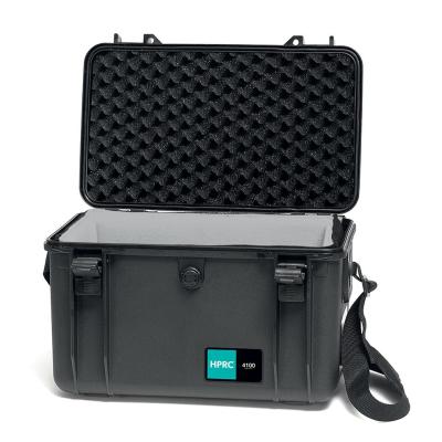 HPRC 4100 mit Soft Deck & Trenner (HPRC4100_SFDBLB)