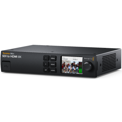 Blackmagic Teranex Mini SDI to HDMI 8K HDR (BM-CONVN8TRM/AA/SDIH)