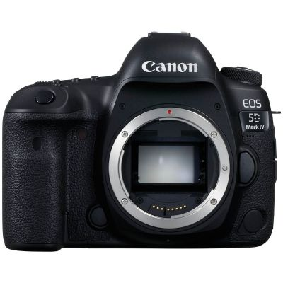 Canon EOS 5D Mark IV Camera Body