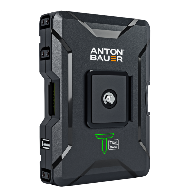 Anton Bauer Titon Base Battery (8675-0169)