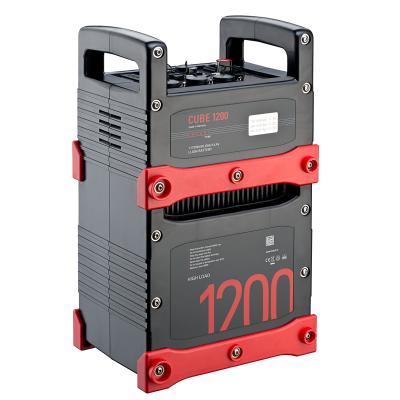 Bebob CUBE 1200 Multi-Spannung Li-Ion Akku 14.4V / 1176Wh