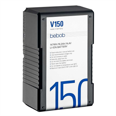 Bebob V150 Li-Ion V-Mount Akku