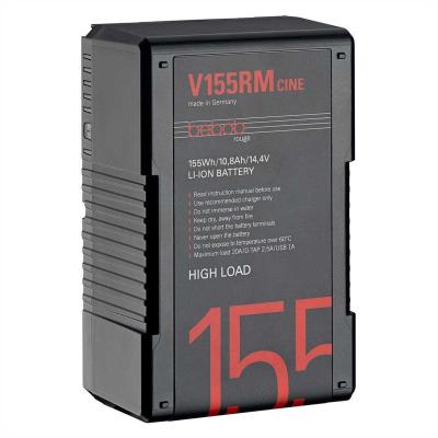 Bebob V155RM-CINE V-Mount Li-Ion High Load Akku 14.4V / 155Wh