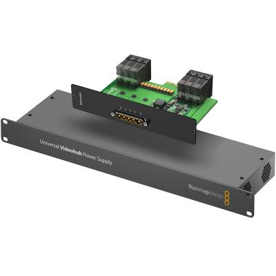 Blackmagic Universal Videohub 800W Power Supply (BM-VHUBUV-POWSUP800)