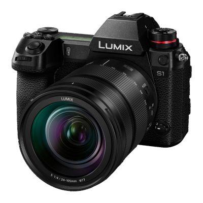 Panasonic DC-S1ME-K Full-Frame Camera