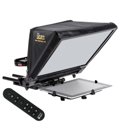 Ikan Elite Universal Tablet & iPad Teleprompter (PT-ELITE-V2-RC)