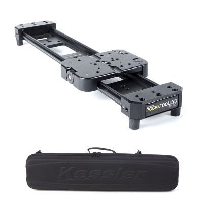 Kessler Pocket Dolly 3 BASIC MINI (CS1051) + Tasche (CS1089)