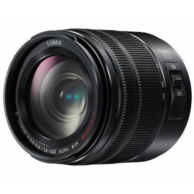 Panasonic Lumix G Vario 14-140mm F3.5-5.6 ASPH Power O.I.S. (H-FSA14140E)