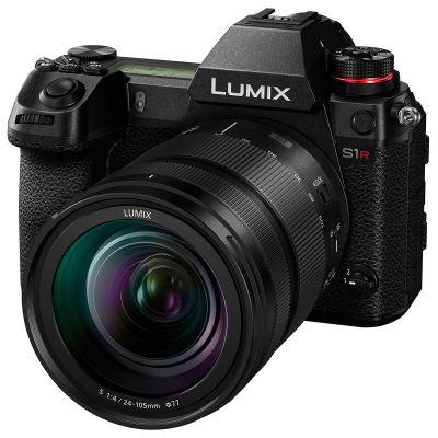 Panasonic LUMIX S DC-S1RME-K w/ LUMIX S 24-105mm lens