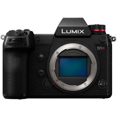 Panasonic LUMIX S DC-S1RE-K Vollformatkamera