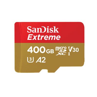 SanDisk Extreme microSDXC UHS-I V30 A2 160MB/s 400GB (SDSQXA1-400G-GN6MA)
