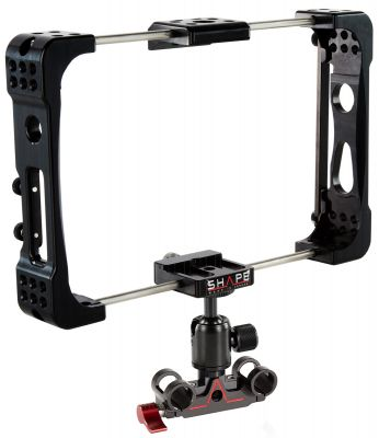 Shape Cage w/ 15 mm Ballrod for Atomos Shogun Inferno & Flame Series (INFROD)