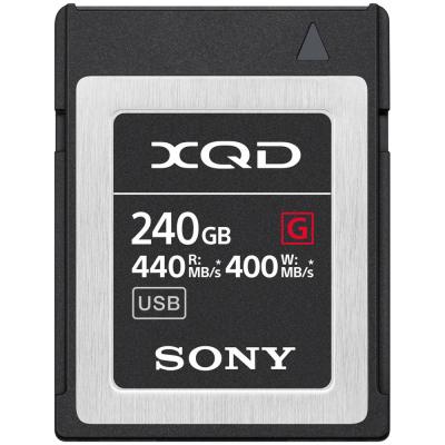 Sony QDG240F XQD Memory Card 240GB