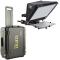 Ikan Elite Universal Tablet & iPad Teleprompter Travel Kit (PT-ELITE-V2-TK)