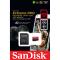 SanDisk Extreme PRO microSDXC UHS-I V30 A2 170MB/s 400GB (SDSQXCZ-400G-GN6MA)
