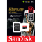 SanDisk Extreme PRO microSDXC UHS-I V30 A2 170MB/s 64GB (SDSQXCY-064G-GN6MA)