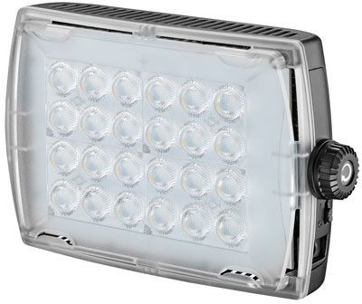 Manfrotto Micropro 2 LED-Licht (910lux @ 1m)