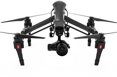 DJI Inspire 1 Pro Quadcopter Black Edition