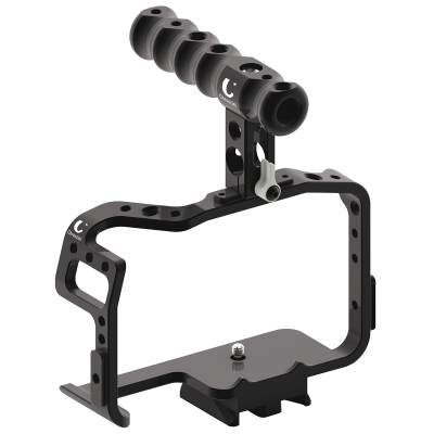Chrosziel Camera Cage with Handle for Panasonic GH5 (700-GH5-Easy)