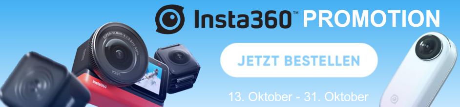 Insta360 Promotion